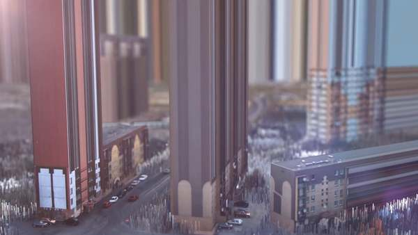 Playgrounds Festival: 2014 Title Sequence