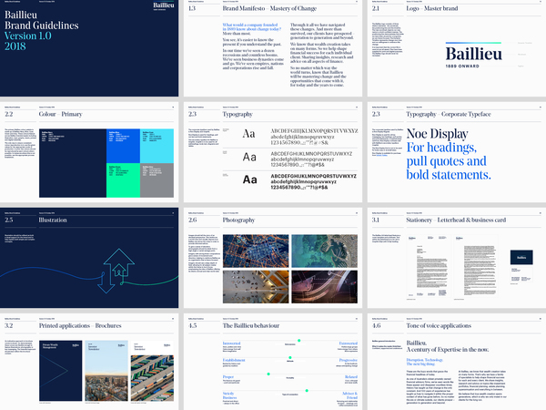 Baillieu Brand Guidelines