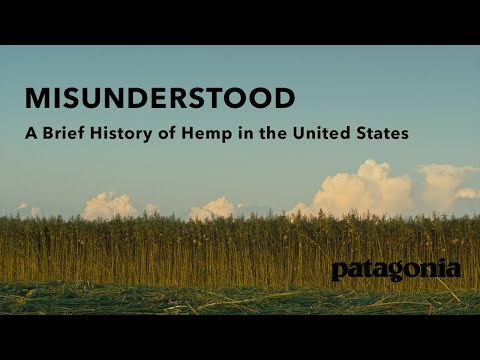 Misunderstood | A Brief History of Hemp in the US
