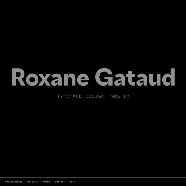ROXANE GATAUD