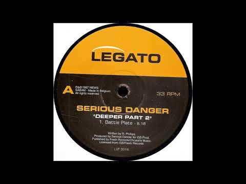 Serious Danger - battle plate