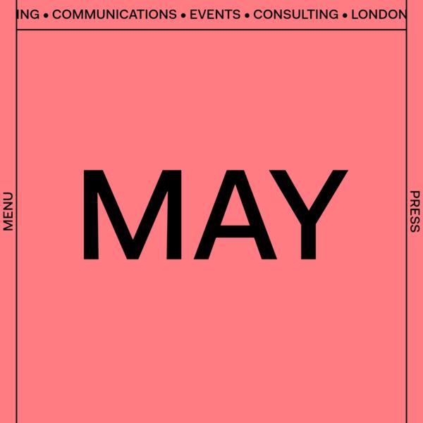 Homepage - MAY