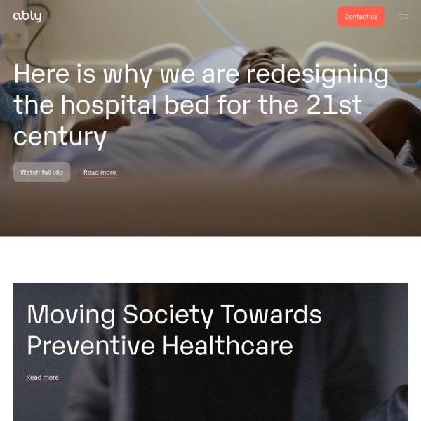 "Ably - The Preventive Healthcare Company "" Ably"