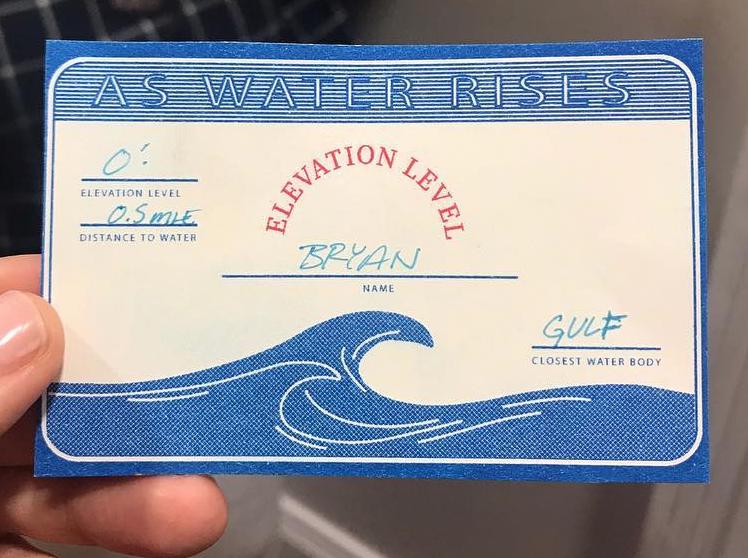 134. As Water Rises