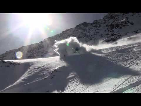 Skiing Big Sky Resort, Montana - 2011-12 Season