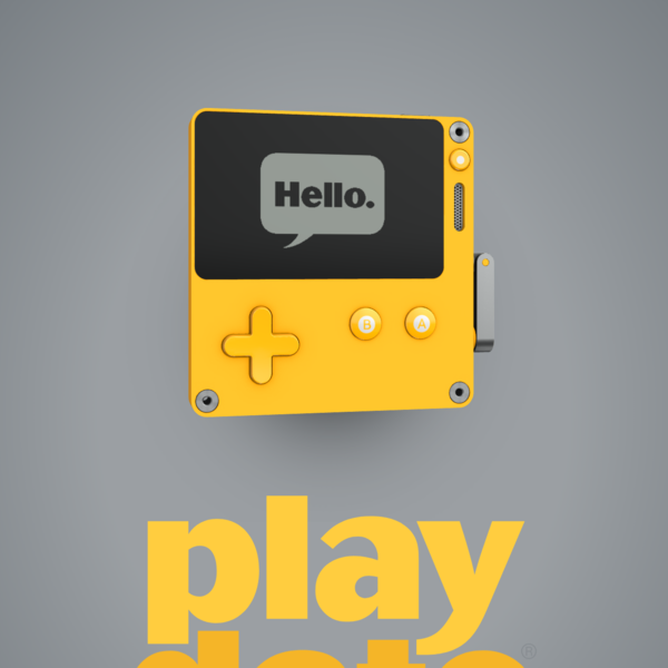Playdate. A New Handheld Gaming System