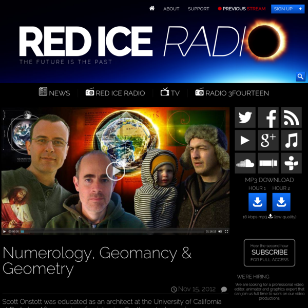 Numerology, Geomancy & Geometry
