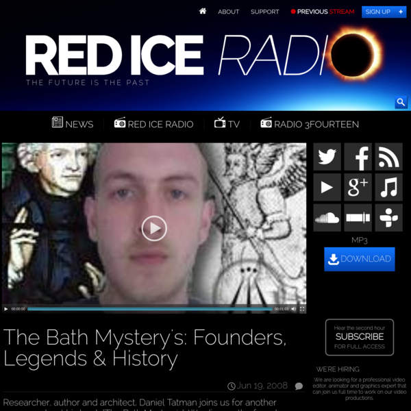 The Bath Mystery's: Founders, Legends & History