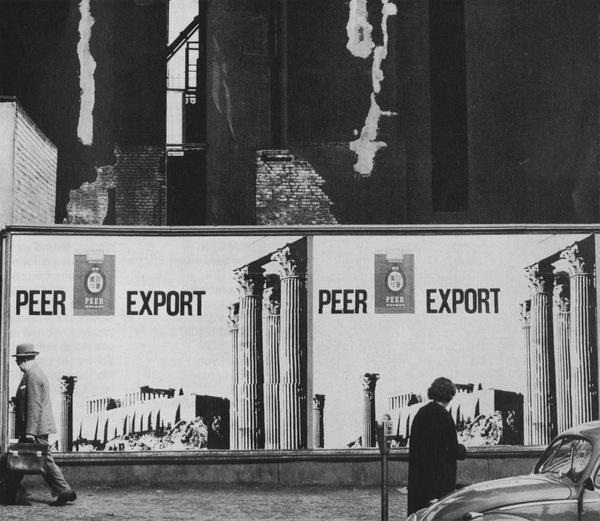 Celestino Piatti, Hamburg, 1963