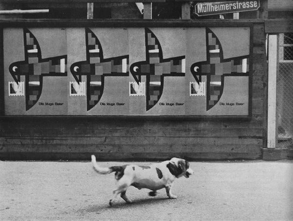 Celestino Piatti, Basel, 1957