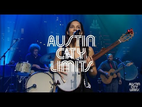 "Rhiannon Giddens ""Spanish Mary"" on Austin City Limits"