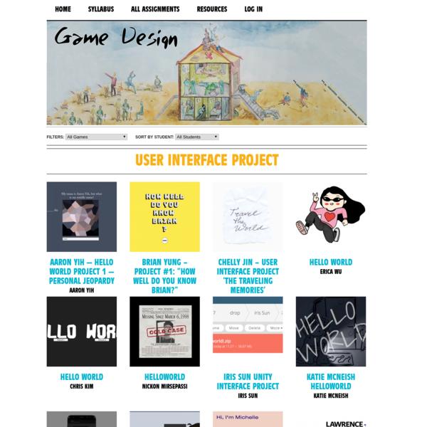 Game Design 157