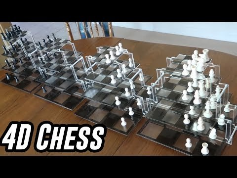 How to Play 4D Chess