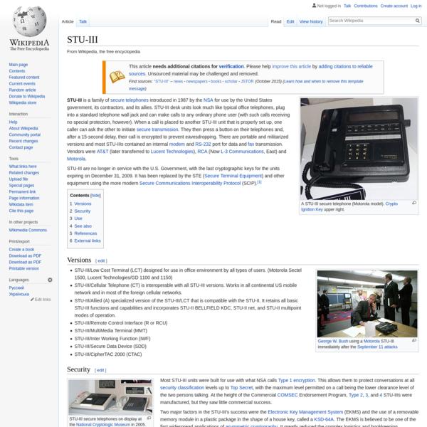 STU-III - Wikipedia
