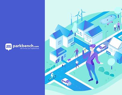 Parkbench Corporate Website