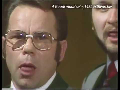 A Gaudi muaß sein (1982)