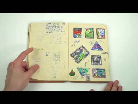 SVA Sketchbooks: Carl Titolo I
