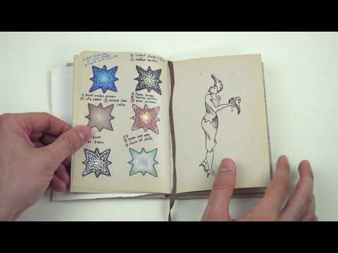 SVA Sketchbooks: Carl Titolo III