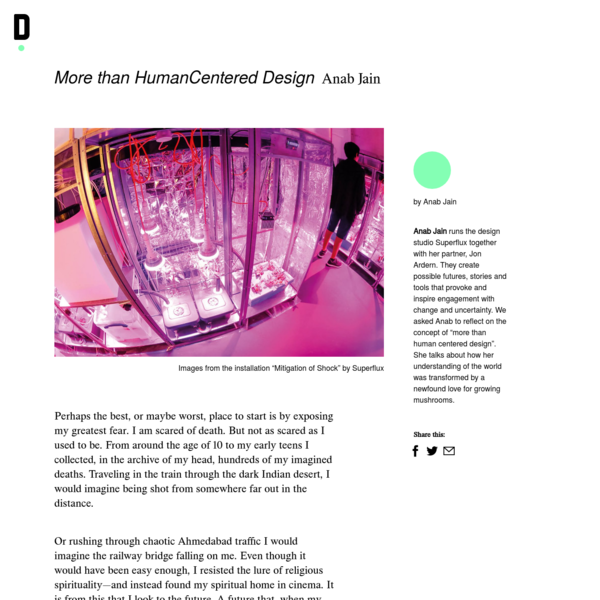 More than HumanCentered Design - Ding Magazine