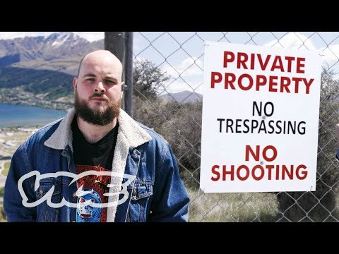 Hunting the One Percent's Doomsday Bunkers in New Zealand