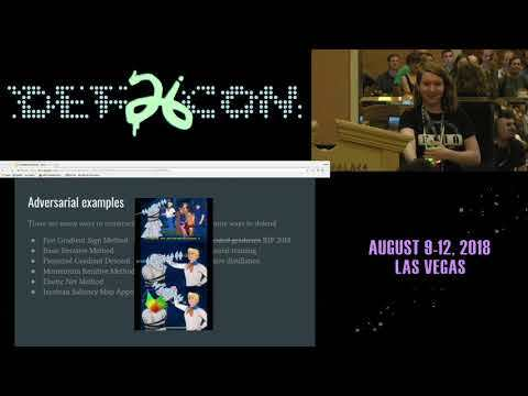 DEF CON 26 AI VILLAGE - Ariel Herbert Voss - Machine Learning Model Hardening For Fun and Profit