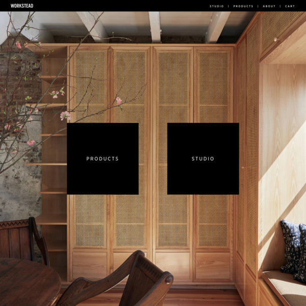 WORKSTEAD   Designer Brooklyn NY