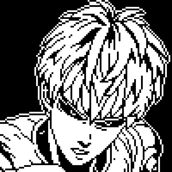 1bit Genos from One Punch Man by pxlflx