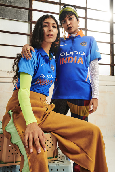Nike India Cricket Jersey