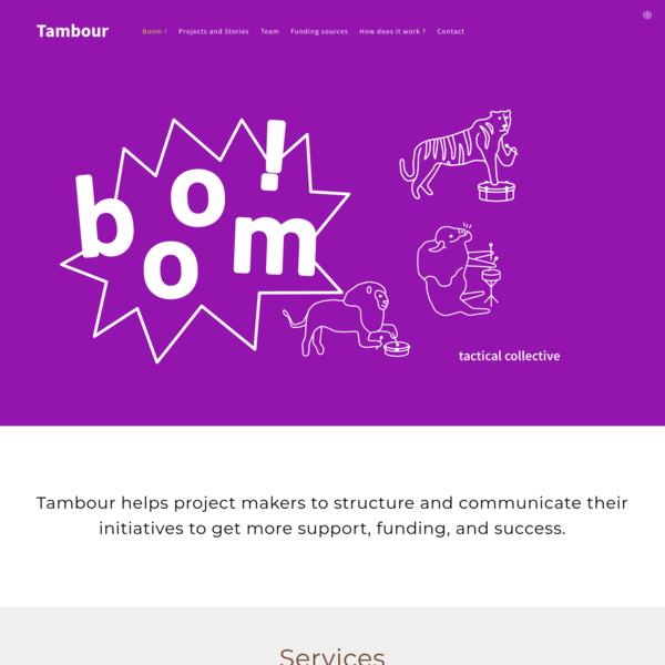 Tambour - Boom !