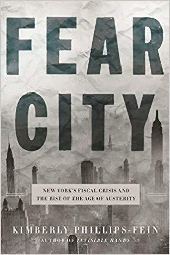 Fear City by Kimberly Phillips-Fein