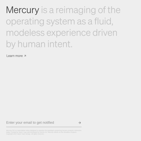 MercuryOS