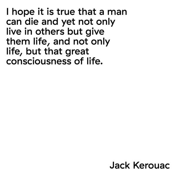 Friends of Kerouac