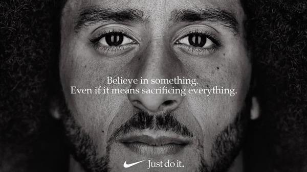Colin Kaepernick x Nike