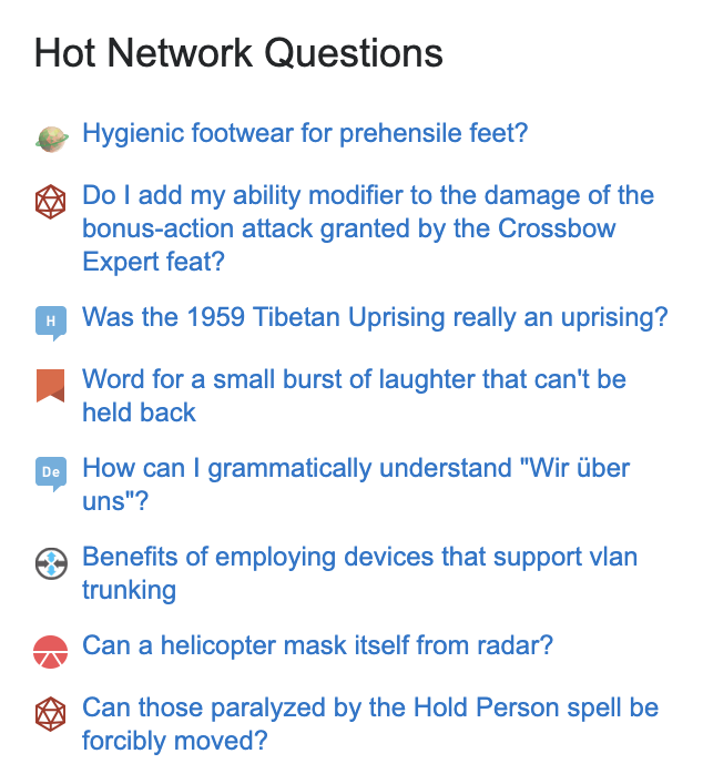 Stack Overflow, May 30, 2019, 6:03PM