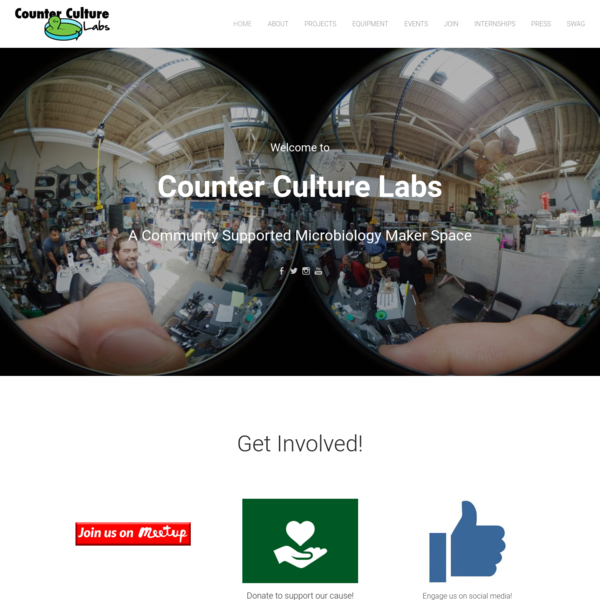 Welcome to Counter Culture Labs!