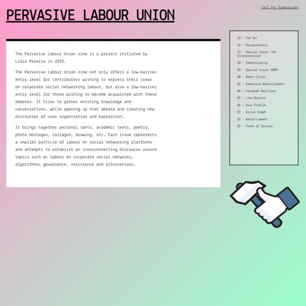 Pervasive Labour Union