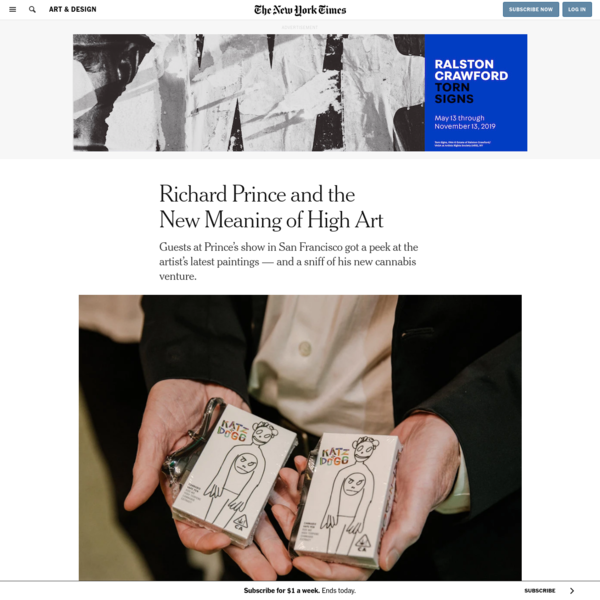 Richard Prince and the New Meaning of High Art
