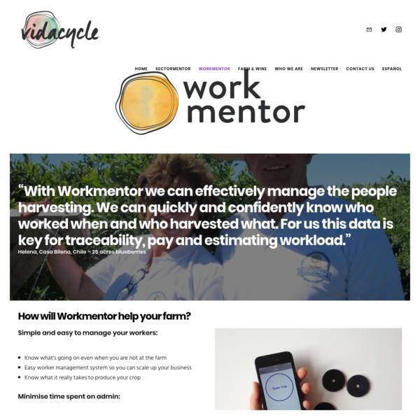 Workmentor - vidacycle tech
