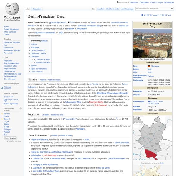 Berlin-Prenzlauer Berg - Wikipédia