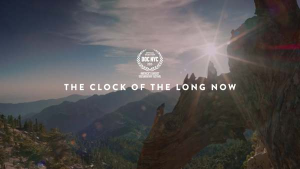 The Clock of the Long Now