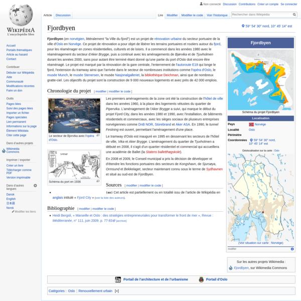 Fjordbyen - Wikipédia
