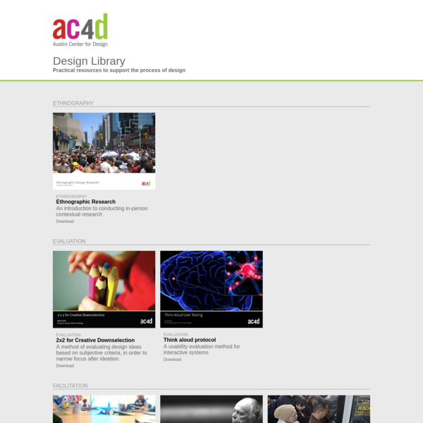 AC4D Design Library