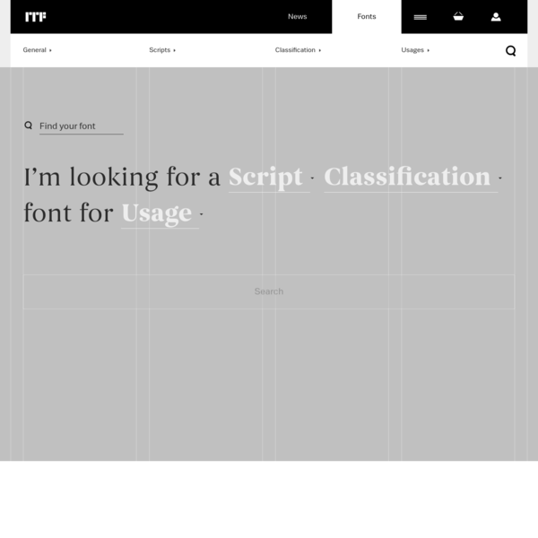 Font collection   Indian Type Foundry