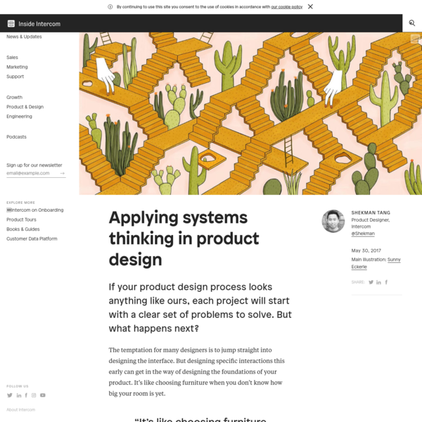 Systems Thinking: How to Apply in Product Design [+Tips]