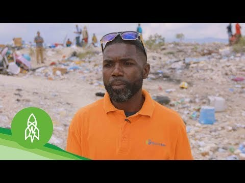 Turning Plastic Trash Into Cash in Haiti
