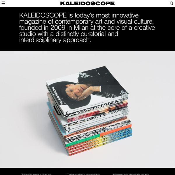 KALEIDOSCOPE - About