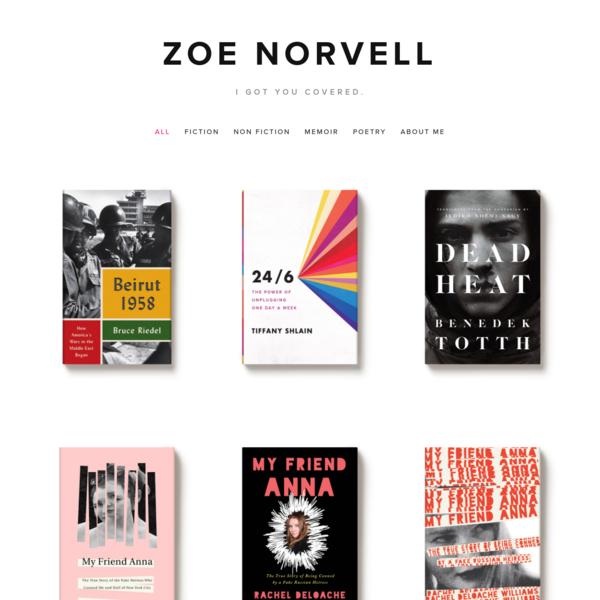 Zoe Norvell