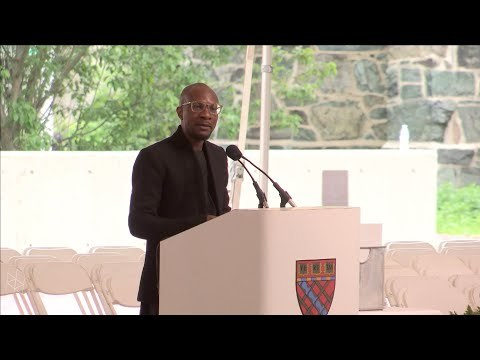 Class Day Lecture: Teju Cole