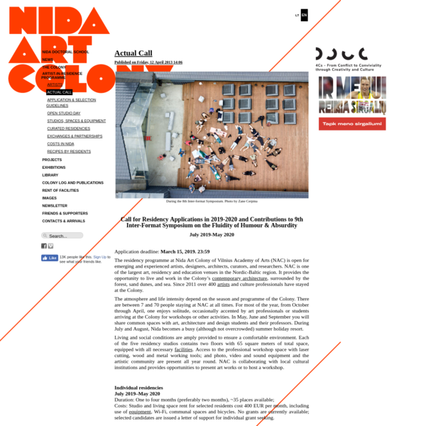 Nida Art Colony of Vilnius Academy of Arts