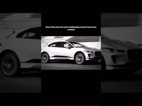 Richard Devine sounds for Jaguar I-PACE